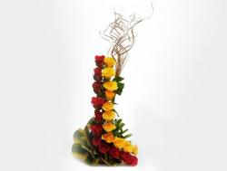 Red Yallow Arrangements Combo IF-ARG-087