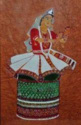 Indian Classical Dance - Manipuri Radha