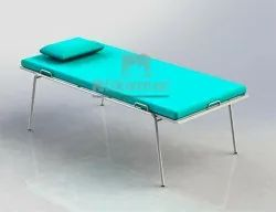 Nilkamal Folding Cot or Hospital Bed