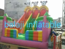 Inflatable Kids Slider Bouncer