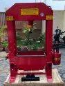 Hand Operated Hydraulic Press 50 Ton