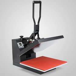 Multicolour Printing Flat Heat Press, Model Name/Number: Arc Sign, Capacity: 2 t-shirts in 1 minutes of A4