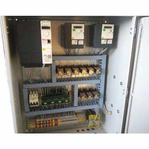 Single or Three Eot Crane Electric Control Panel, 230-380 V