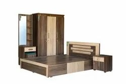 Bedroom Set Furniture In Treated Wood