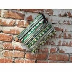 Afgani Coin Clutch Bag
