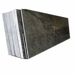 Brown Polished Flooring Granite Slab, For Countertops