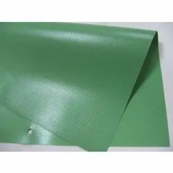Plain Green PVC Tarpaulin, Thickness: 1-3 mm