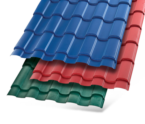 Color Coated Sheet Roofing Sheets Manufacturer From