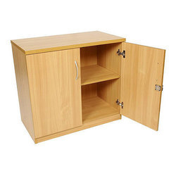 Wooden Office Storage Cabinet