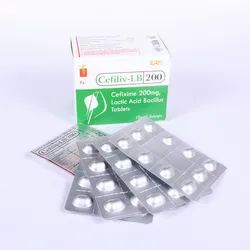 Cefixime 200mg, Clavulanic Acid 125mg