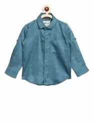 AJ Dezines Kids Shirt for Boys