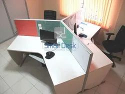 3 Seater Workstation By Smart Desk