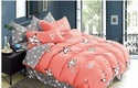 Glace Cotton Bed Sheet