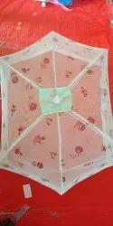 Printed HDPE Mosquito Net Fabric