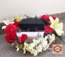 Box Customized Flower Bouquets