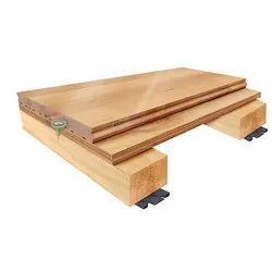 Sports Air Cush Wooden Flooring