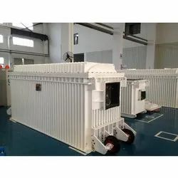Single Phase Mild Steel 25kVA Mining Application Transformer