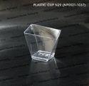Mahalaxmi Transparent Crystal Cup