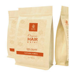 Organic Natural Auburn Hair Color
