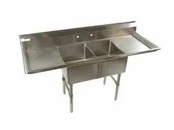Stainless Steel Sink for Restaurant's