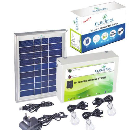 Solar Home Lighting: Savera Solar Home Lighting System At Rs 2900 /piece