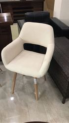 White Color Restaurant Chair