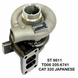 TD-06 205-6741 Cat 320 Excavator Turbo Power Charger