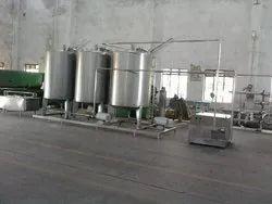 Beverage Blending or Preparation Section