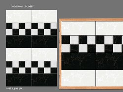 3D Wall And Floor Tiles