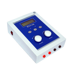 Single 50 Hz Interferential Therapy Machine, Burst, Model Name/Number: Crg 1111