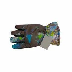 Fancy Acrylic Woolen Gloves
