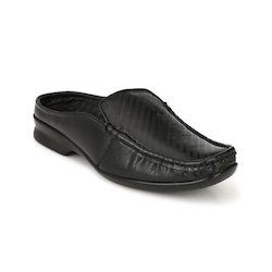 Leather Slip On Shoes, Size: 6-9