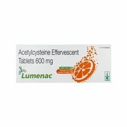 Acetylcysteine Tablet 600 Mg