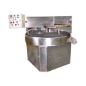 Semi Automatic Round Type Chapati Making Machine