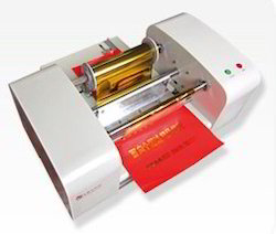 256 Golden Foil Machine