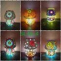 Mosaic Table Lamp