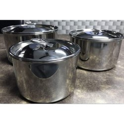 Stainless Steel Container Set