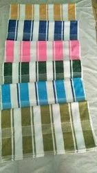 polyester Filament Mayur Strip PC Towel, For Home, Size: 2858