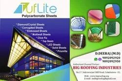 Tuflite Polycarbonate Sheets