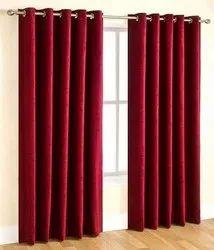 Maroon Designer Curtains