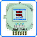 Dual Channel Gas Monitor with LED