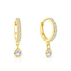 Malabar Diamond Earrings