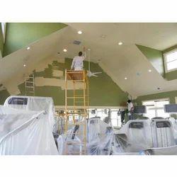 Commercial Painting Service, Paint Brands Available: Asian Paints