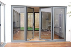 Aluminum Glass Doors