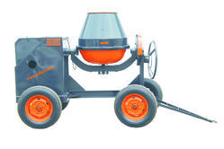 Concrete Mixer Machines 1/2 bag