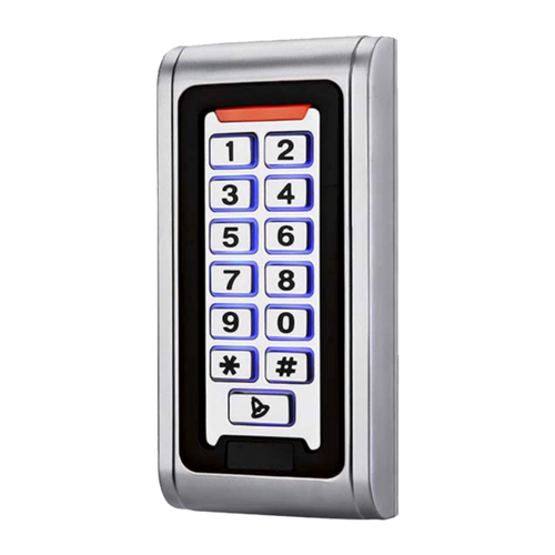 Access Control Accessories Security & Protection Office Use Waterproof Biometrics Fingerprint Access Control Keypad Reader With Backlight Led Touch Exit Button Dependable Performance