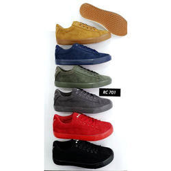 Mens Canvas Shoes, Packaging: Box