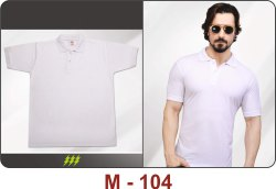 M-104 Polyester T-Shirts
