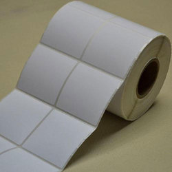 Square Thermal Transfer Labels