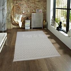 New Collection Textured Wool Rug 100% Viscose & Wool